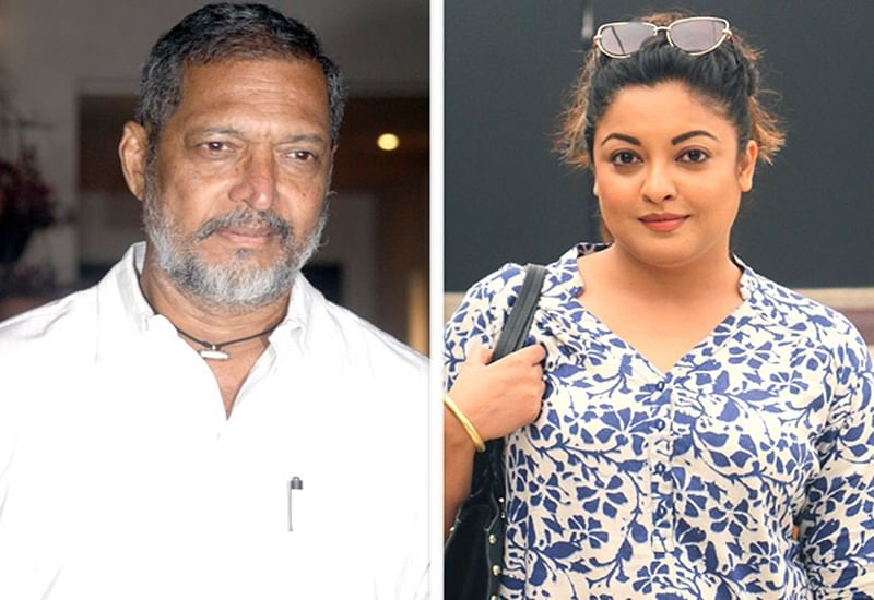MeToo: CINTAA won't fire Nana Patekar until proven guilty in Tanushree Dutta case