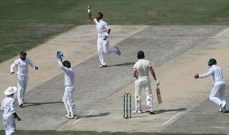 Pakistan vs Australia 1st Test Day 3: Bilal Asif rocks Australia with 4 wickets, visitors trail by 302 runs at tea