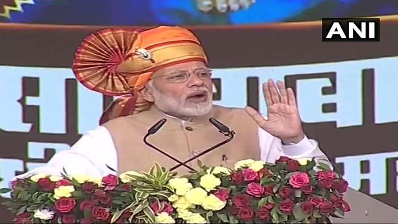 Chhattisgarh: Congress supports 'urban Naxals', says PM Modi