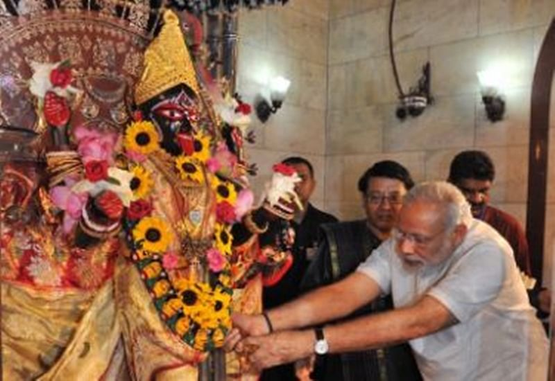 Oh my God! PM Modi mistakenly refers to goddess Kali as Durga, Twitterati mock him badly
