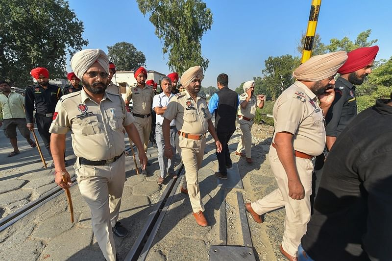 Amritsar Train Accident: Protesters removed from track, train services resume after 40 hours