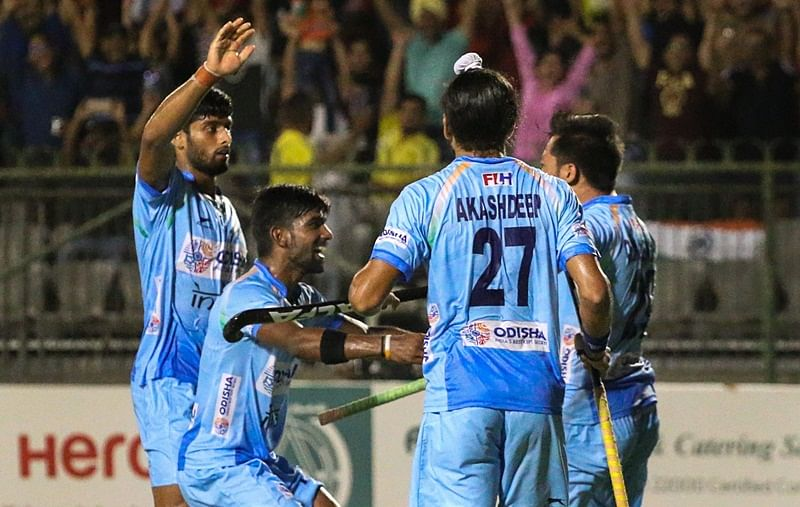 India, Pakistan declared joint winners of Asian Champions Trophy 2018