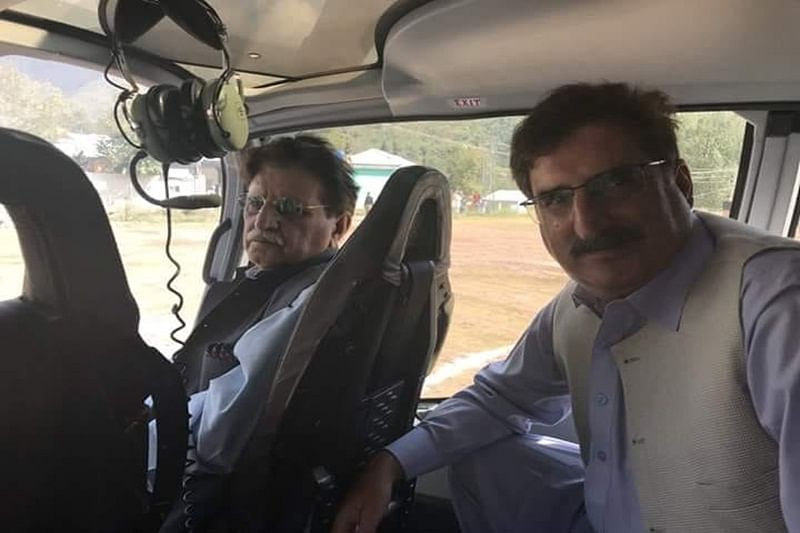 Pakistan helicopter in Indian territory? PoK PM rejects claim, says 'very close' to LoC but within airspace
