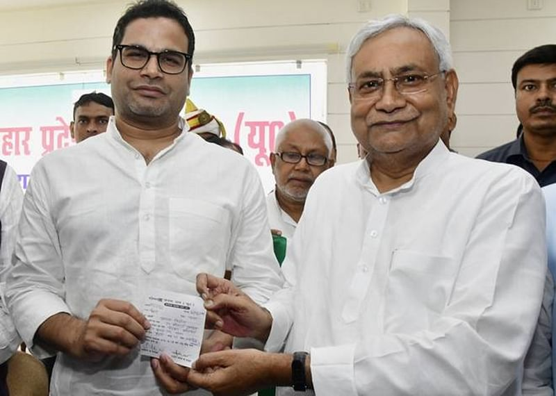 Congress not a strong opposition to fight Lok Sabha elections, says Prashant Kishor