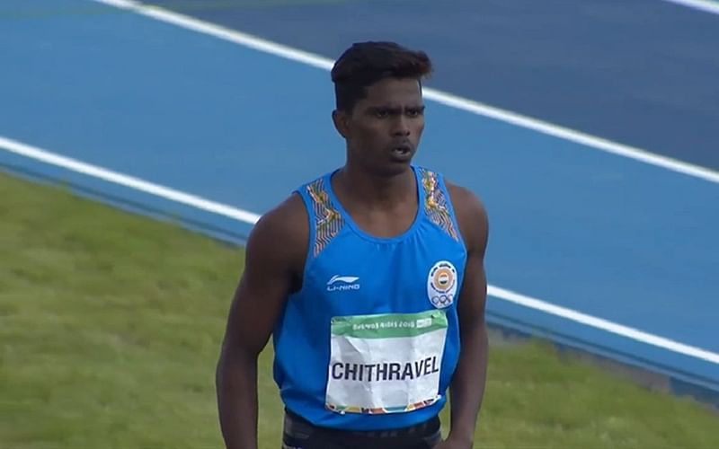 Youth Olympics 2018: Praveen Chitravel clinches bronzein men's triple jump