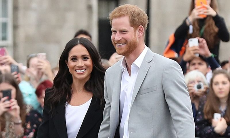 Pri­n­ce Harry ,Meghan Mar­kle's new home has Indian link