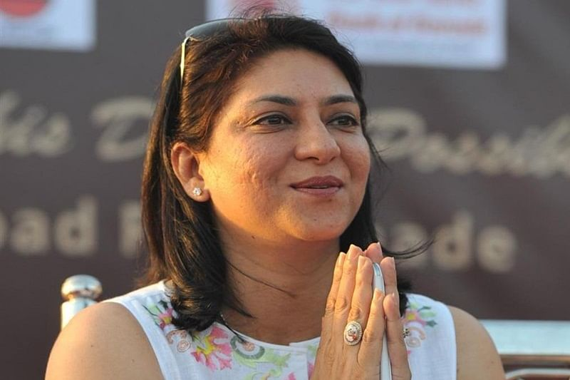 Mumbai: Priya Dutt out of reckoning