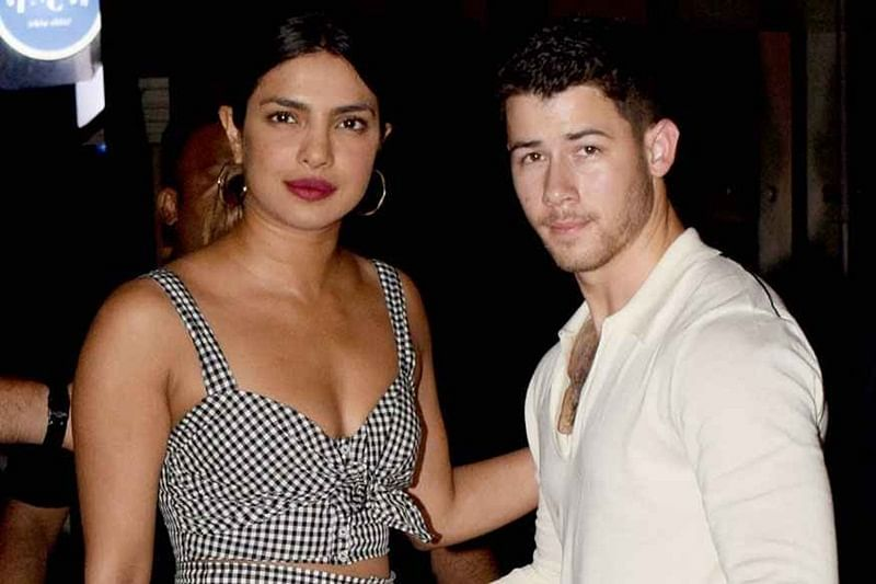 What! Priyanka Chopra and Nick Jonas get married in Las Vegas? See Pic