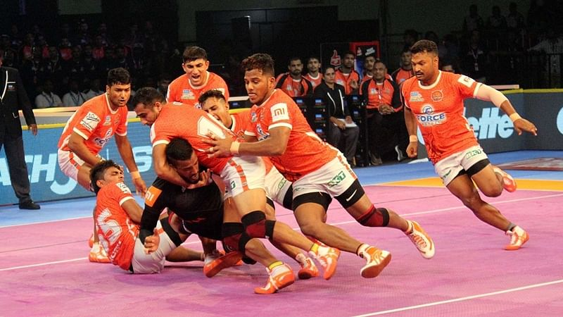 PKL 2018: Gujarat Fortunegiants beat Puneri Paltan 26-37