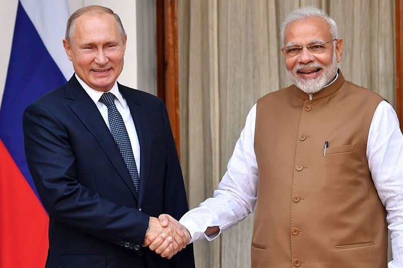 India, Russia discuss situation in Afghanistan