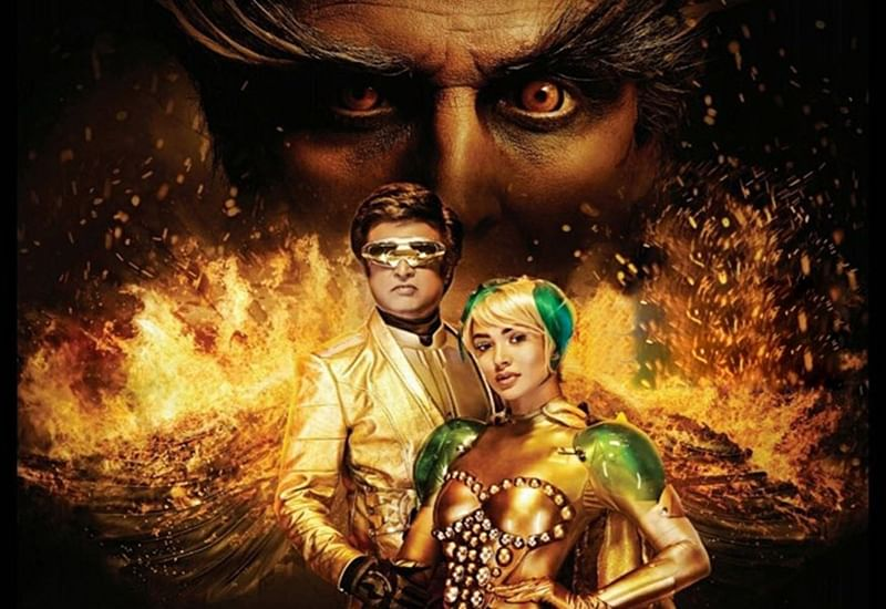 Revealed! This is the real budget of Rajinikanth, Akshay Kumar starrer '2.0'