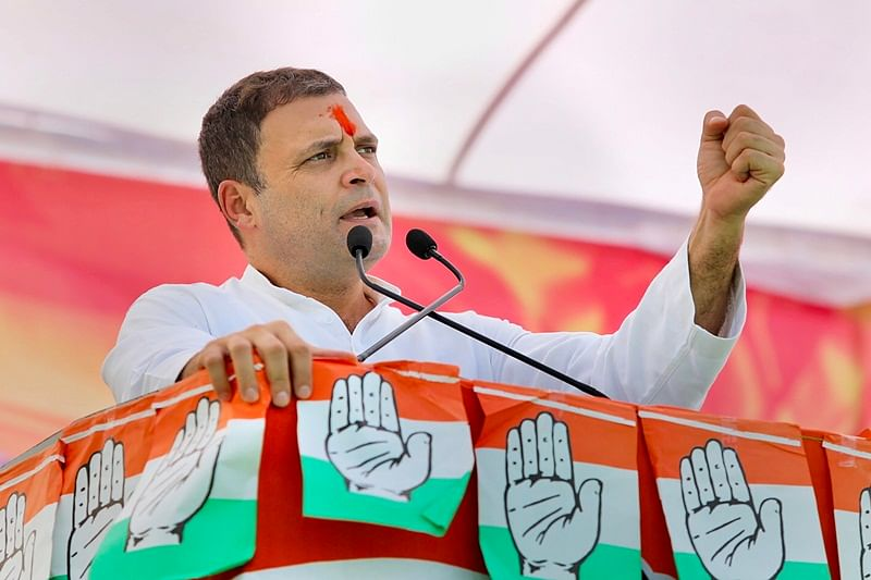 Narendra Modi, KCR, Asaduddin Owaisi are one, don't be fooled by them: Rahul Gandhi to people of Telangana