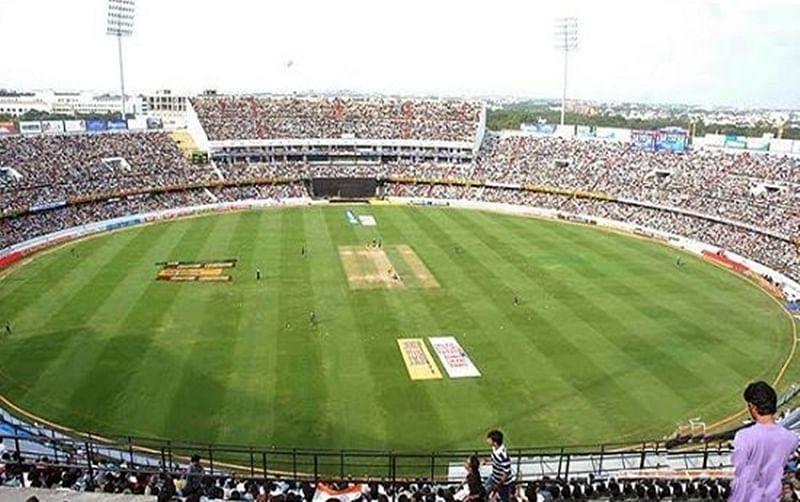 Lenders 'symbolically' take over Pune stadium