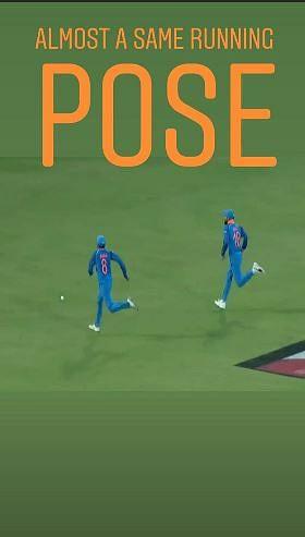 Same-pinch: After ball-race, Ravindra Jadeja reveals similarity between his and Virat Kohli's running style
