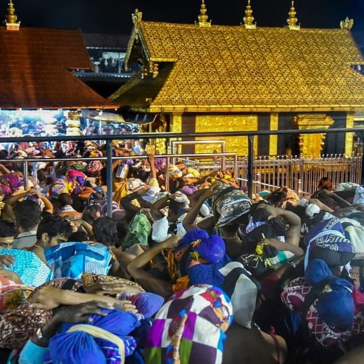 Kerala govt enhances daily limit of pilgrims for Sabrimala's monthly pooja to 10,000
