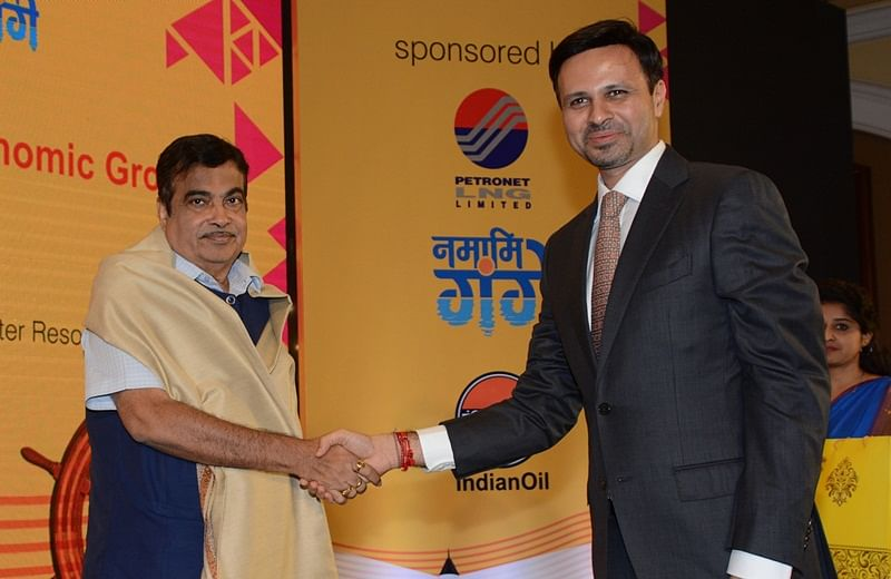 Nitin Gadkari at FPJ event 'India's coastline' — Impact of cabotage relaxation will be reviewed