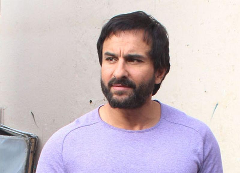 Saif Ali Khan on the failure of his film Kaalakaandi says, 'It's okay to fail like this'