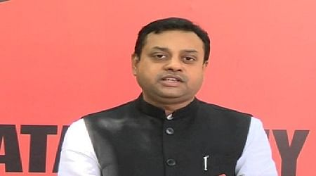 Bhopal: Congress believes in caste politics, CP Joshi's remark insult for Hindus, says Sambit Patra