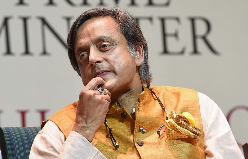 Build Ram in your heart: Shashi Tharoor