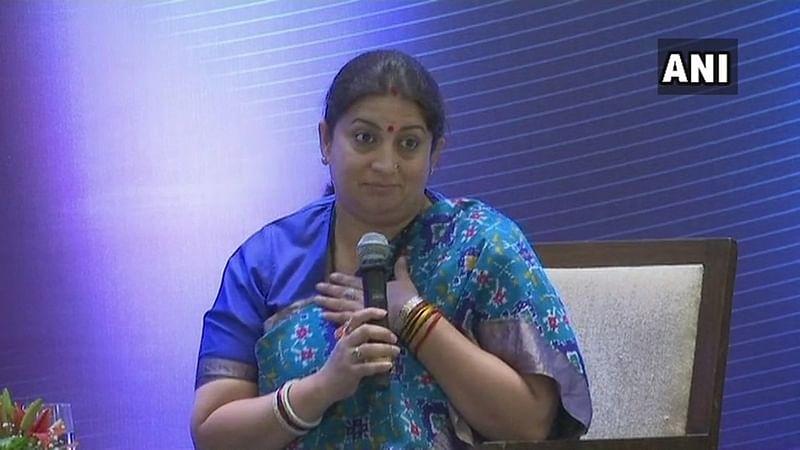 Kyunki Mantri Bhi Kabhi Graduate Thi: Congress spokesperson Priyanka Chaturvedi mocks Smriti Irani