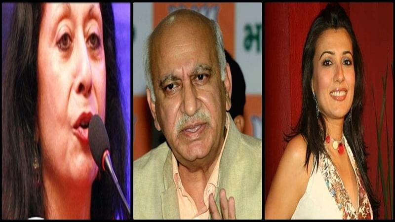 Not supporting MeToo, never will: Tavleen Singh and Mini Mathur in Twitter spat over MJ Akbar