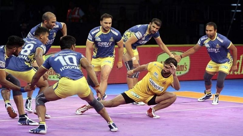 Pro Kabaddi League 2018: Haryana Steelers and Tamil Thaliavas play out exciting 40-40 tie