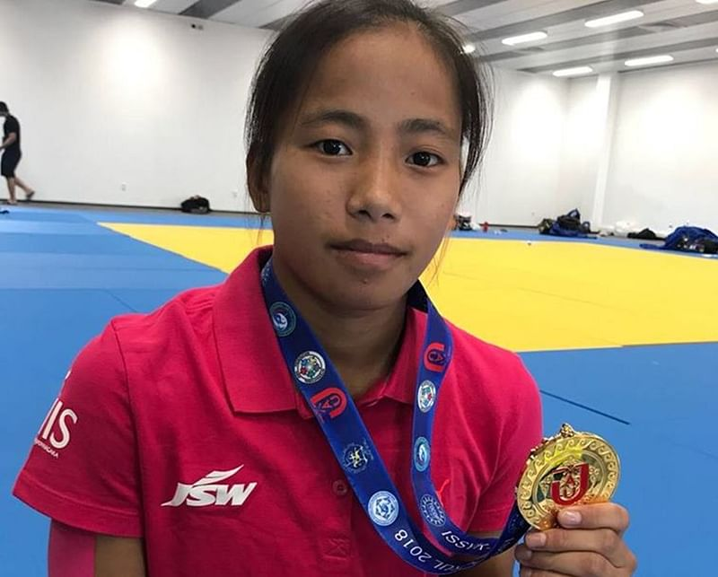 Youth Olympics 2018: Thangjam Tababi Devi clinches India's first medal in judo
