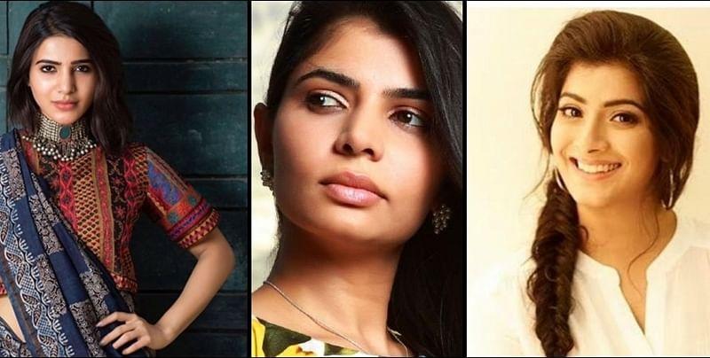 Samantha and Varalaxmi Sarathkumar join Chinmayi in the MeToo movement
