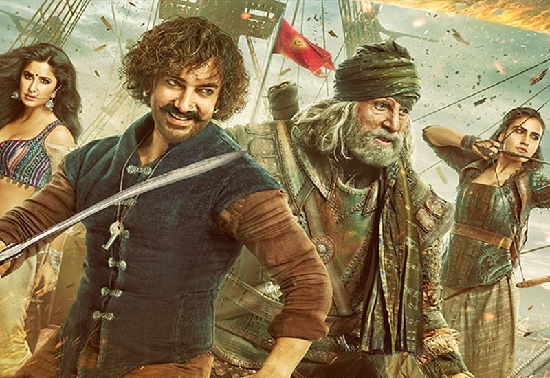 'Thugs Of Hindostan' Movie Review: Aamir Khan, Amitabh Bachchan starrer is a King-Sized disappointment!