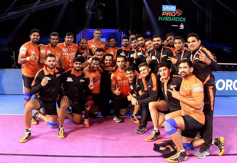 Pro Kabaddi League 2018: U Mumba end home leg on perfect note, hammer Tamil Thalaivas 36-22
