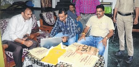 TANKERS ON PAPER: How Rathore minted money