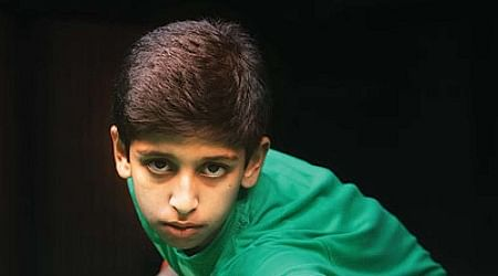 Billiards: Teen Rayaan scrapes into main draw