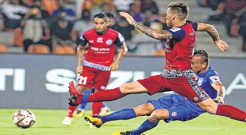 Indian Super League: Jamshedpur FC beat Mumbai City FC