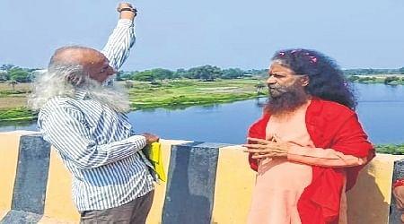 Ujjain: Chidananda for resurrecting river Kshipra's pristine glory