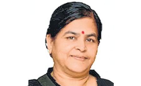 BJP leader sends legal notice to Usha Thakur