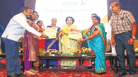 Ujjain: UMC bags first rank for cleanliness