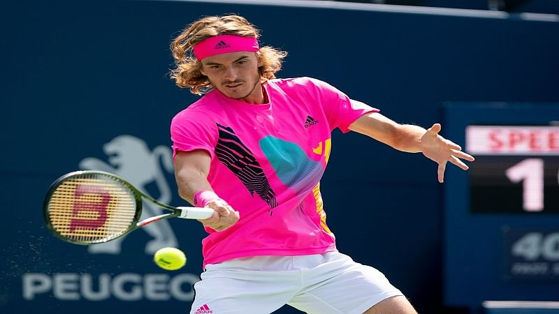 Japan Open: Tsitsipas sets up Nishikori clash