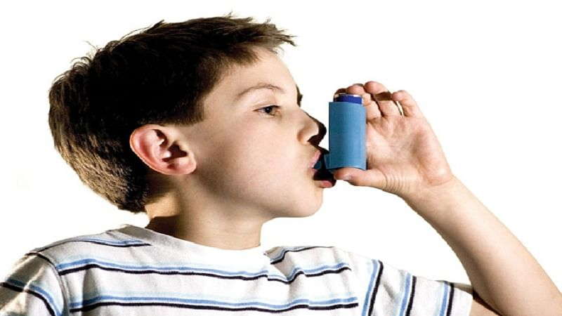 Asthma may contribute to childhood obesity epidemic