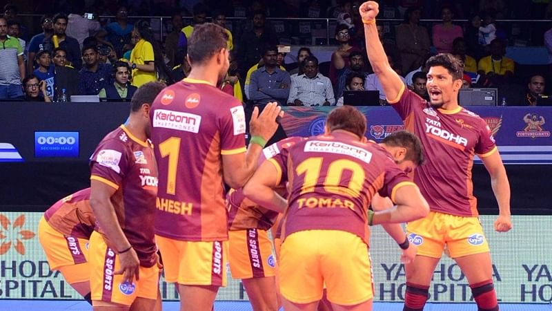 PKL 2018: UP Yoddha vs Bengal Warriors LIVE streaming! When and where to watch in India, FPJ's dream 11 tips