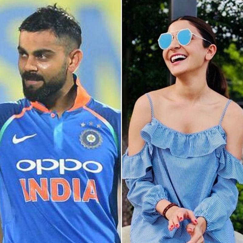 India vs West Indies 4th ODI: Here's how Virat Kohli reacted when Mumbai crowd began chanting Anushka Sharma's name; watch video