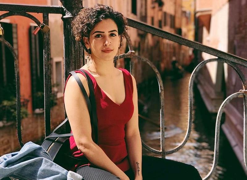 Vacation tips and tricks: Sanya Malhotra shares the joys of travelling light