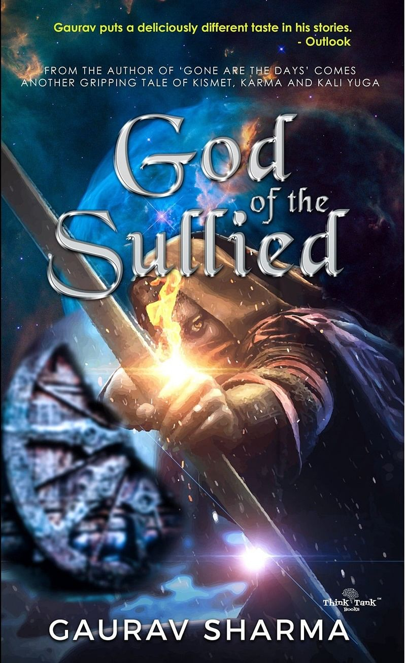 Gaurav Sharma's latest book 'God of the Sullied' has sparked interest