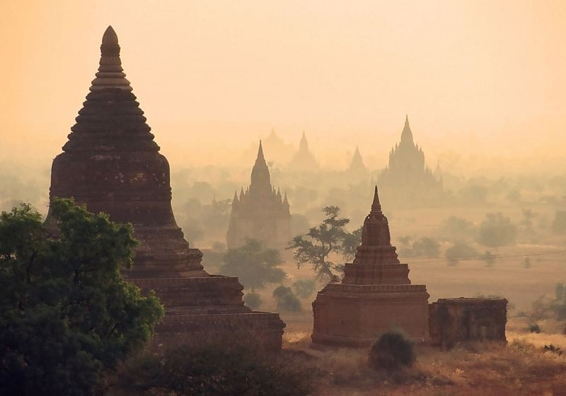 Why Bagan in central Myanmar is serene bliss