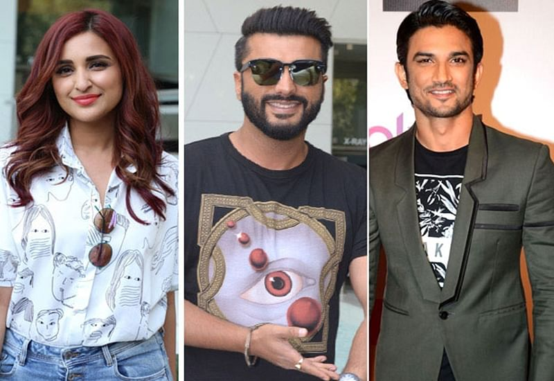 Parineeti Chopra reveals who is the 'Best Kisser' between Arjun Kapoor and Sushant Singh Rajput; find out who