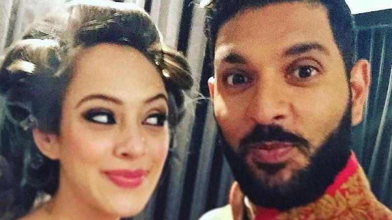 In Video: Yuvraj Singh's wife Hazel Keech reveals sixer king's 'biggest drawback' as a person