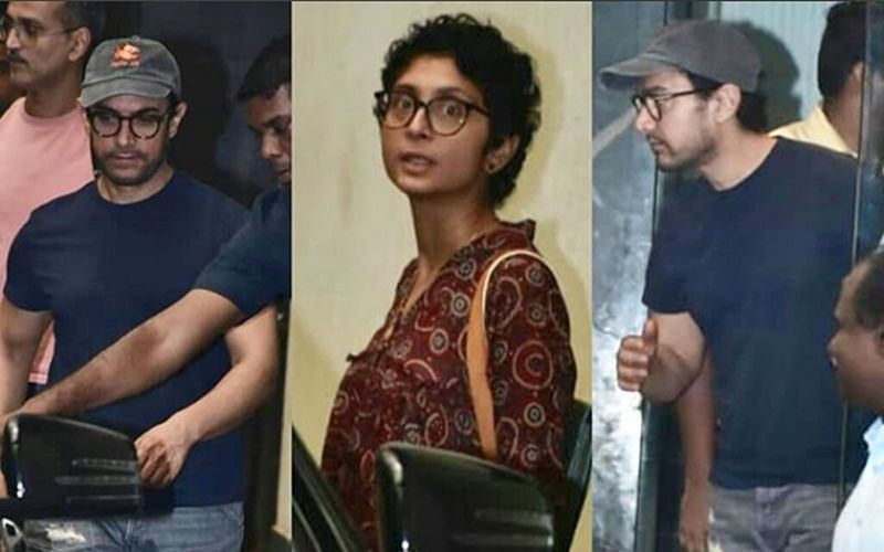 Opportunity for Industry to introspect: Aamir Khan, Kiran Rao on #MeToo