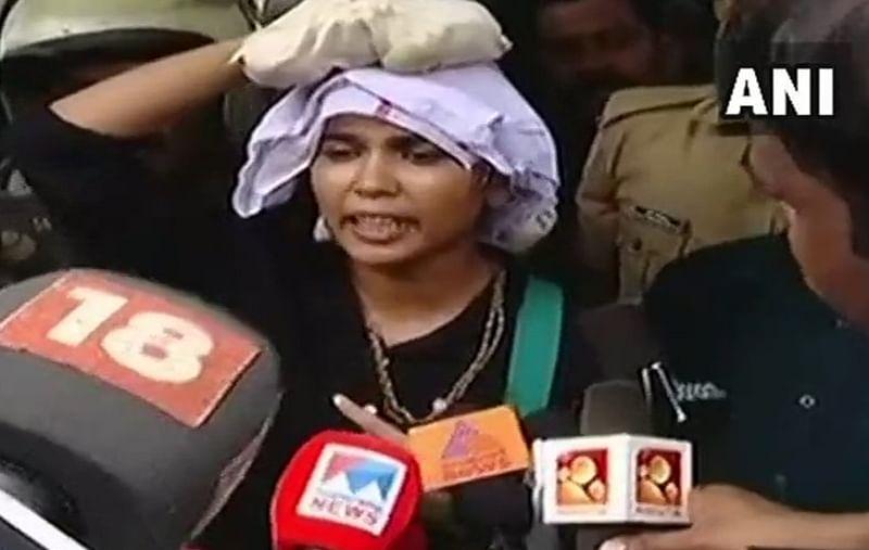 Sabarimala row: Activist Rehana Fathima,who tried to enter temple, transferred by BSNL