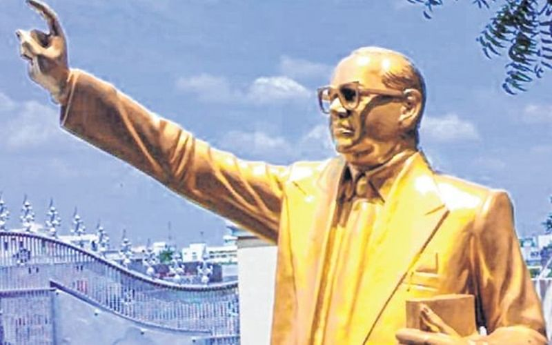 Centre's undeclared ban on printing Dr Babasaheb Ambedkar's books