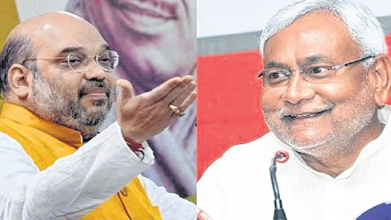 Nitish's gain from 'statue of unity': A deal with BJP