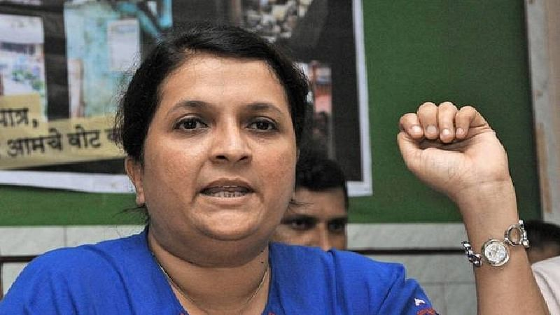 On indefinite strike: AAP extends full support to Anjali Damania